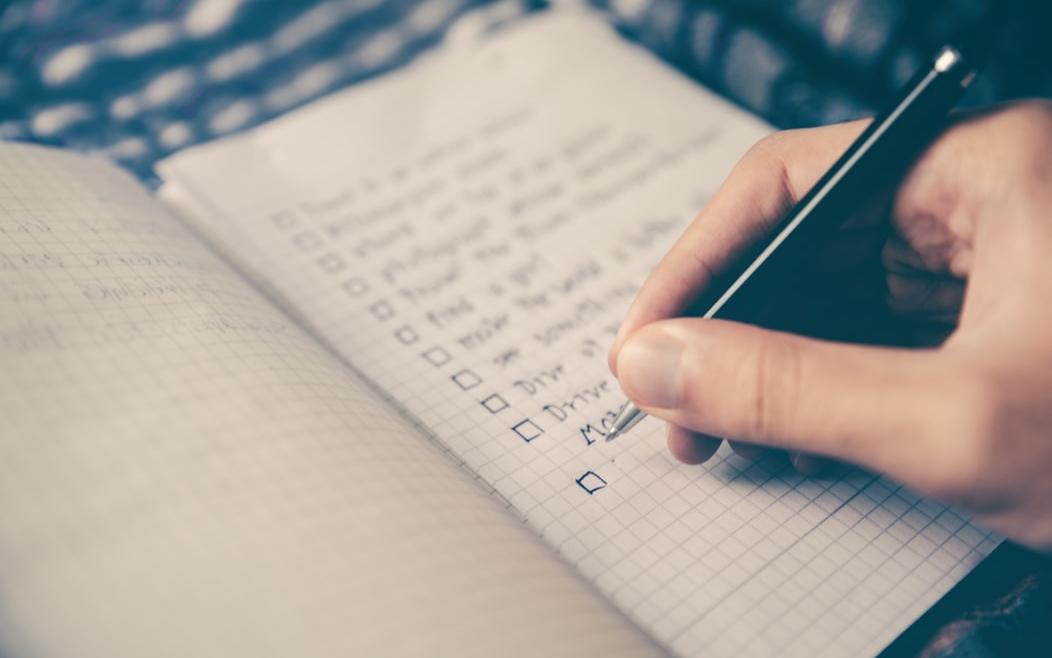 best pens for planner